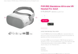 Image de PVR Iris Headset