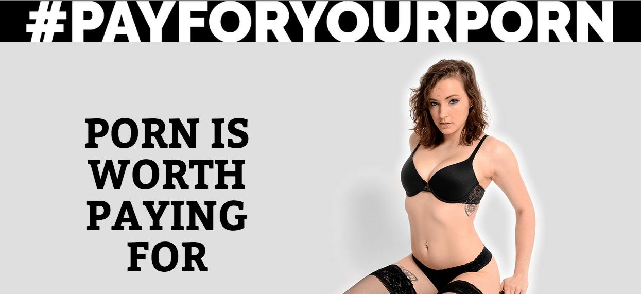 Illustration Pourquoi payer pour du porno ?
