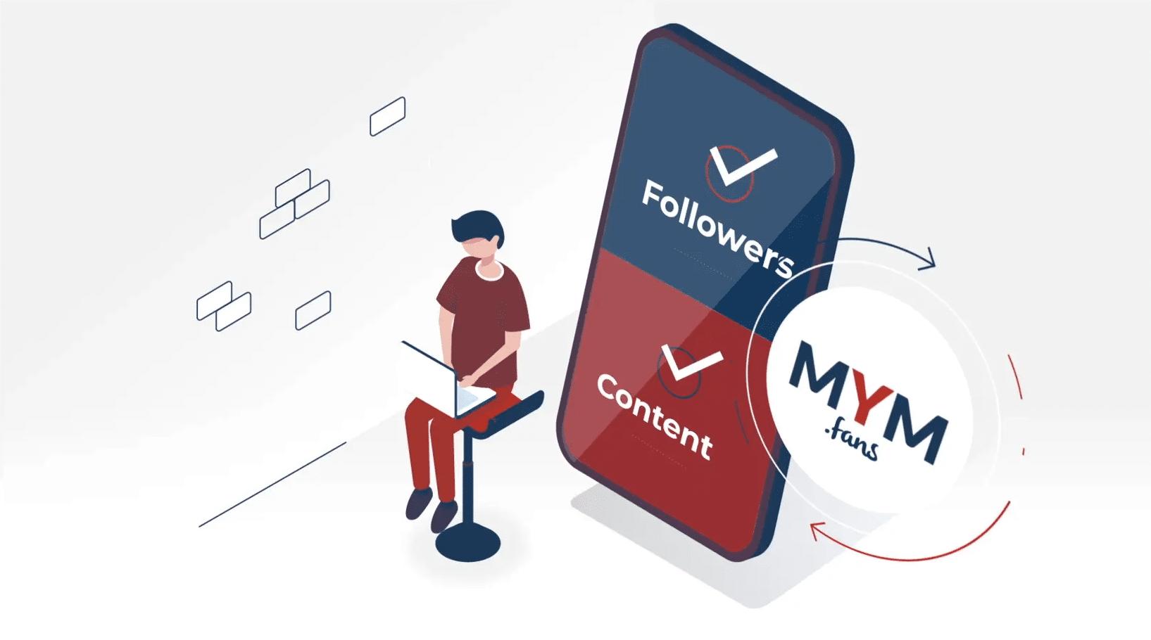 Illustration MYM : comment créer un compte ?